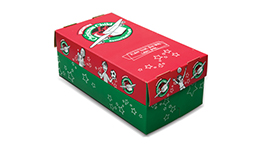 Operation Christmas Child Shoebox (Closed)